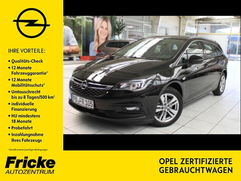 Opel Astra K ST Dynamic