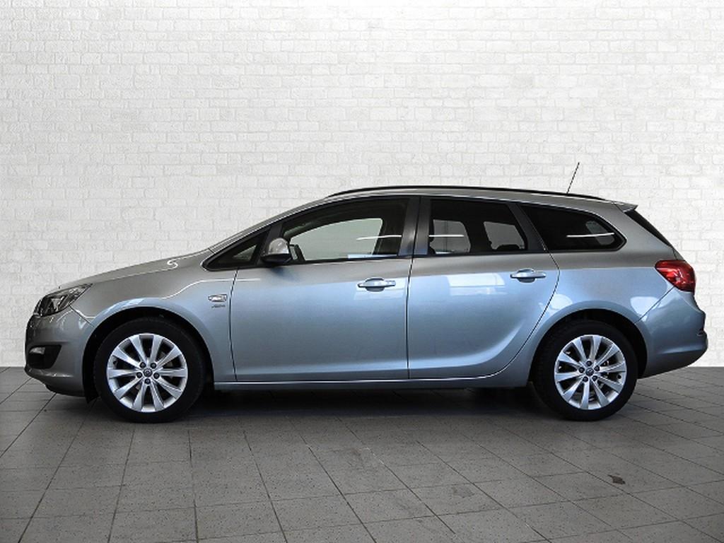 Opel Astra 1.4 Sports Tourer Turbo Design Paket Komfo