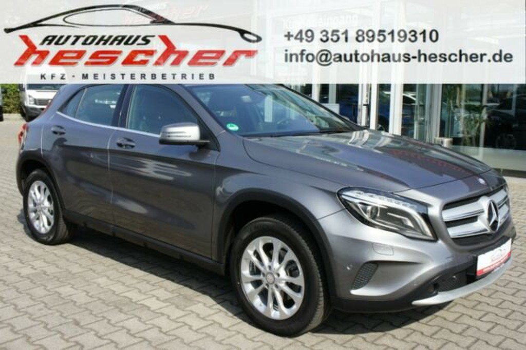 Used Mercedes Benz Gla-Class 200