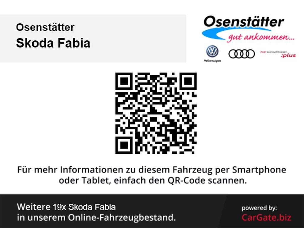 Skoda Fabia 1.0 Ambition