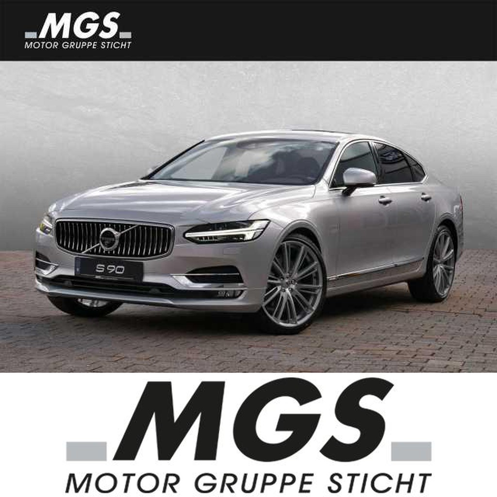 Volvo S90 Inscription AWD #SILBER BLITZ