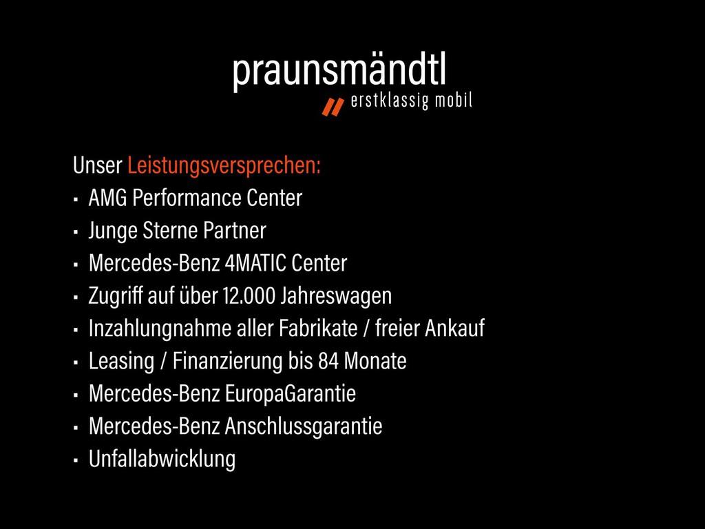 Mercedes-Benz GLE 400 d AMG DISTRO