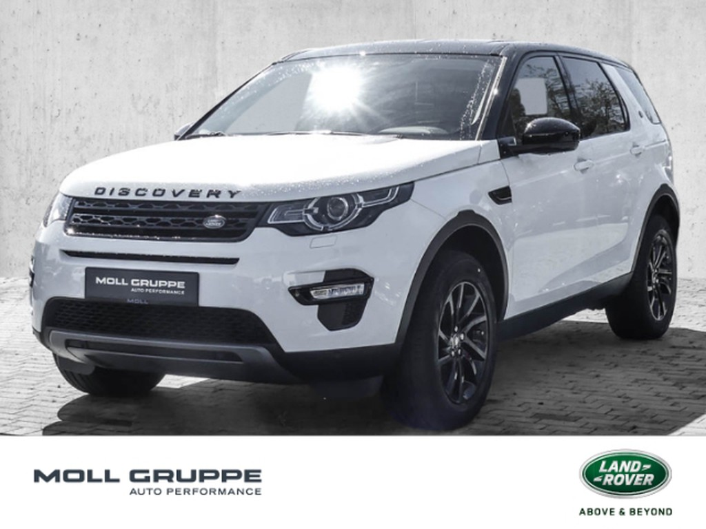 Land Rover Discovery Sport 2.0 SE TD4