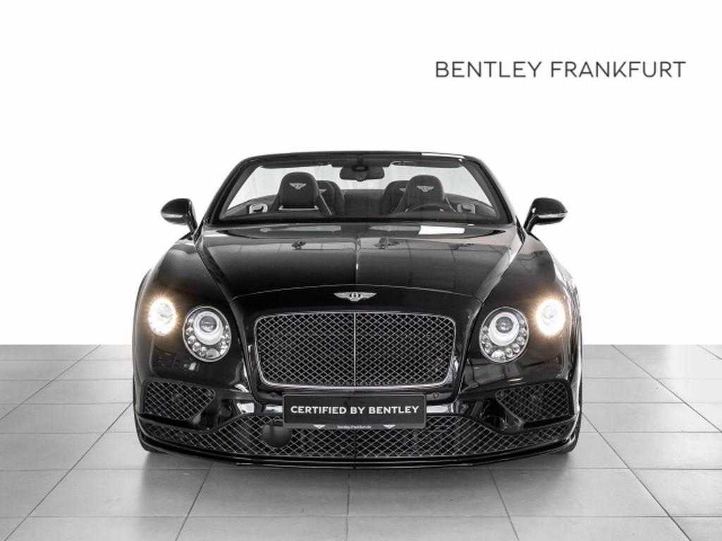 Bentley Continental GTC Speed NEUWAGENZUSTAND FULL OPTIO