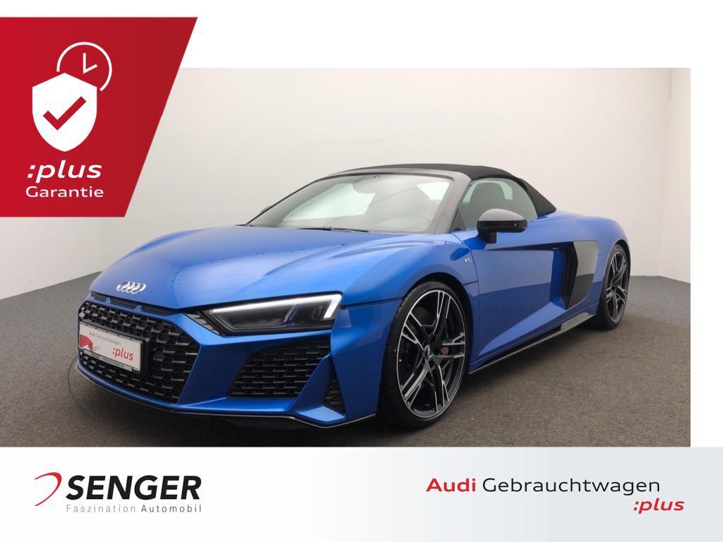 Audi R8 Spyder V10 quattro Laserlicht