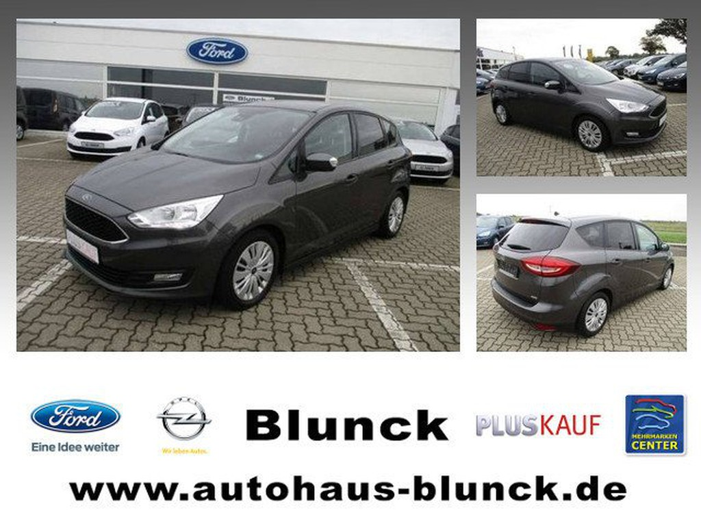 Ford C-Max 1.0 l BUSINESS EDITION 125PS
