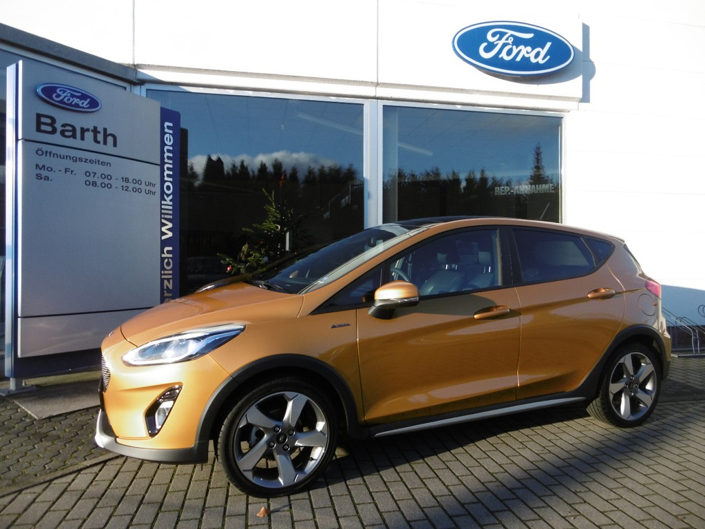 Ford Fiesta 1.0 EcoBoost Active Plus
