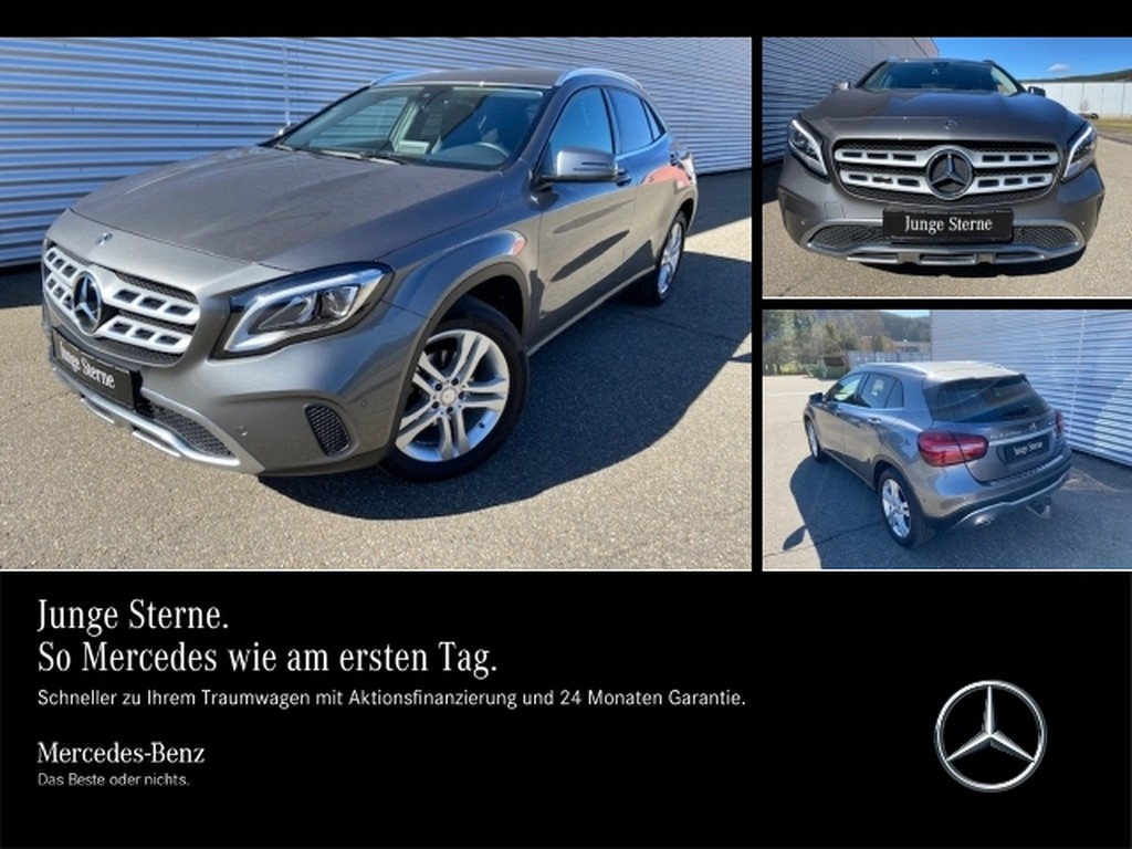 Used Mercedes Benz Gla-Class 220