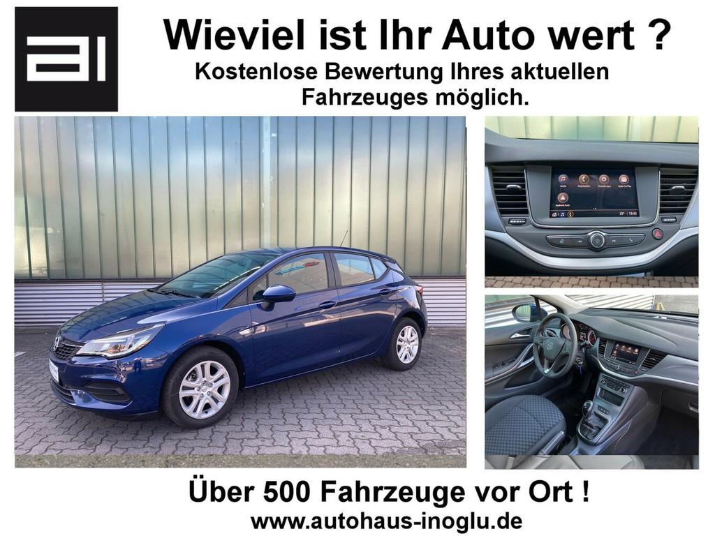Opel Astra 1.2 K Enjoy Multimedia Lenk Euro6d