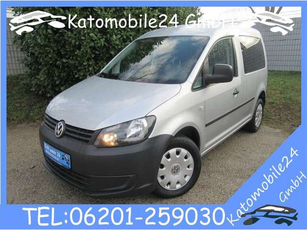 Used Volkswagen Caddy 2.0 EcoFuel