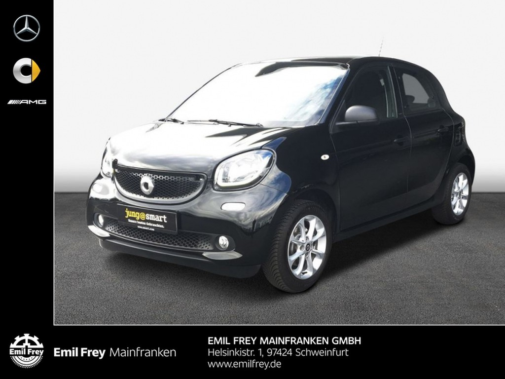 Used Smart Forfour 1.0