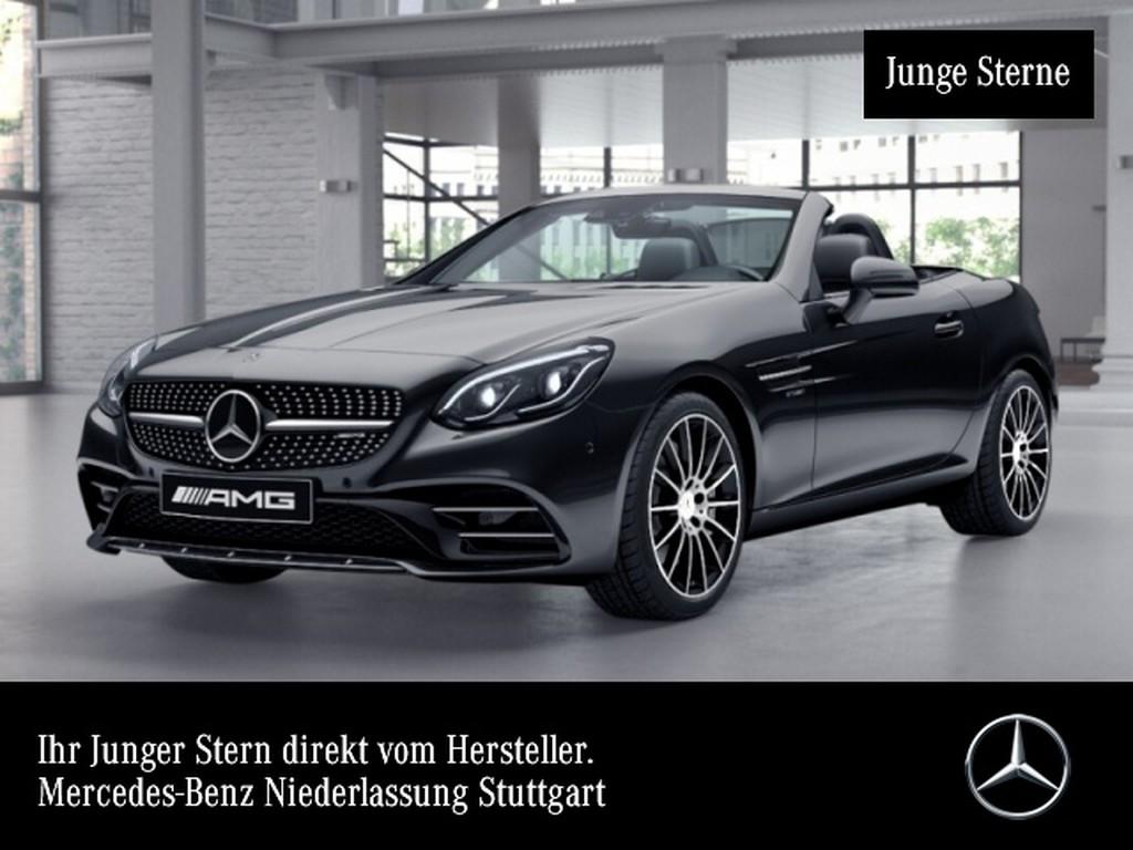 Mercedes-Benz SLC 43 AMG Harman