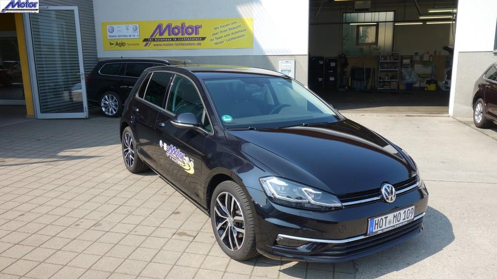 Used Volkswagen Golf 1.6