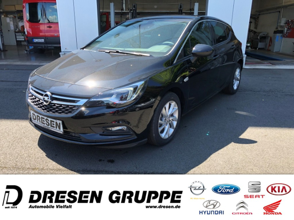 Used Opel Astra 1.2