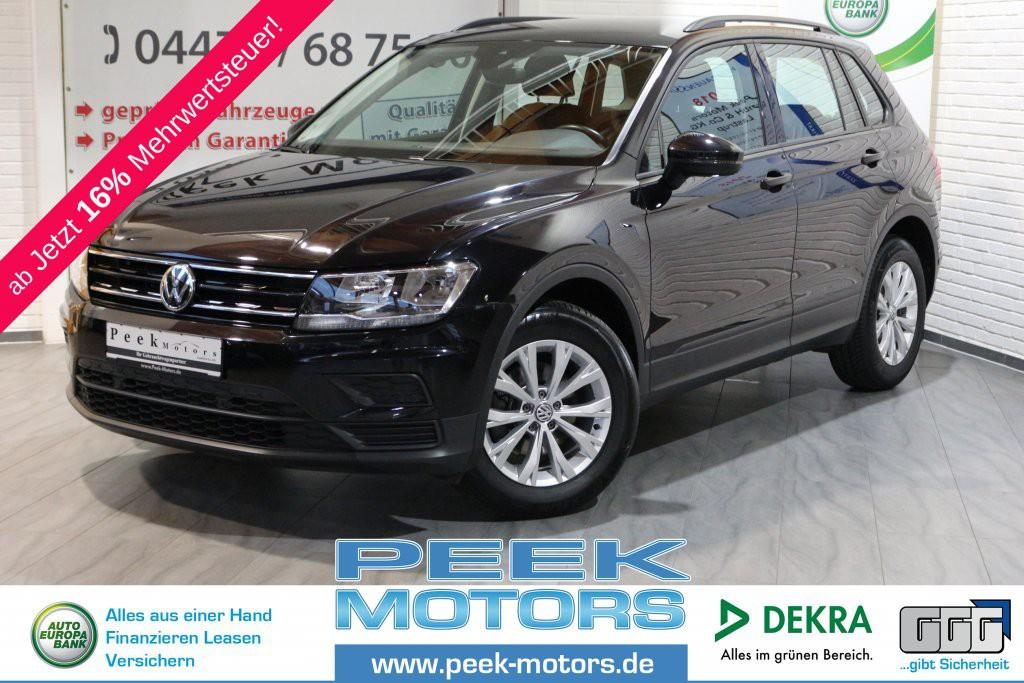 Volkswagen Tiguan 2.0 TDI Sihzg bis 08 21 v hg 17Zoll
