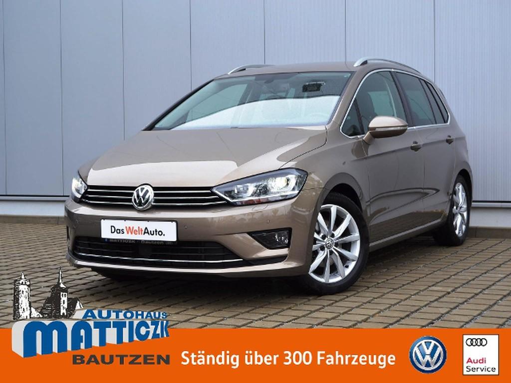 Volkswagen Golf Sportsvan 1.4 TSI R-line Sport HIGHLINE