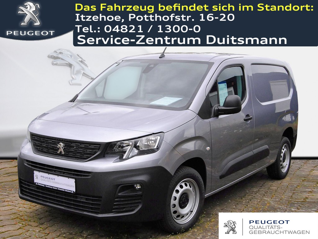 Peugeot Partner 1.5 100 L2 EHZ Asphalt