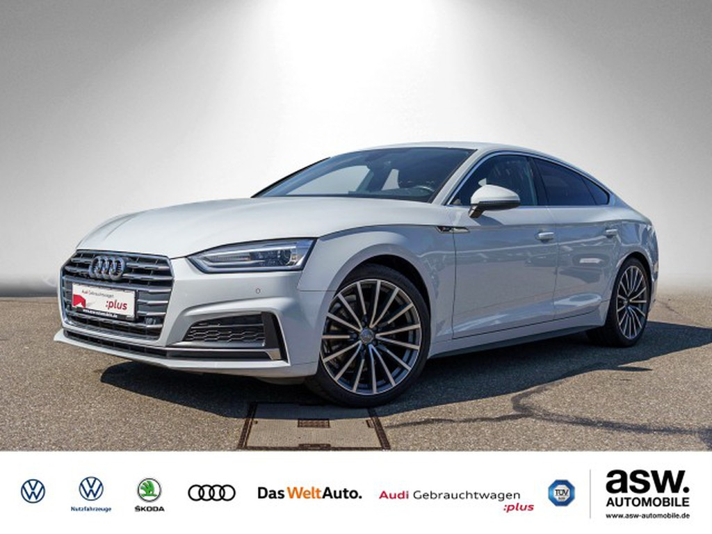 Audi A5 2.0 TFSI Sportback S line