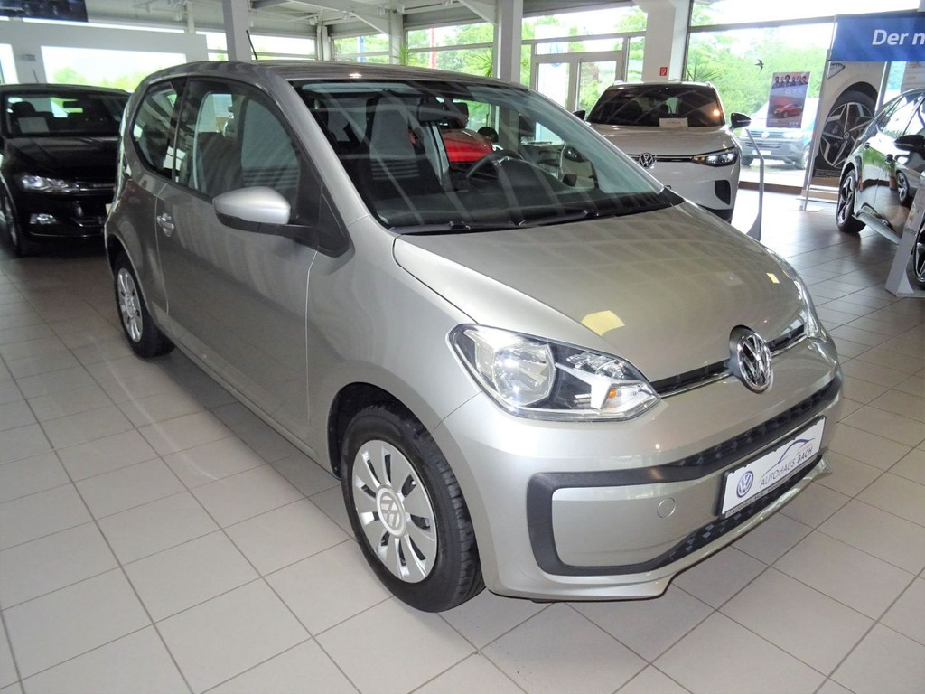 Volkswagen up move up