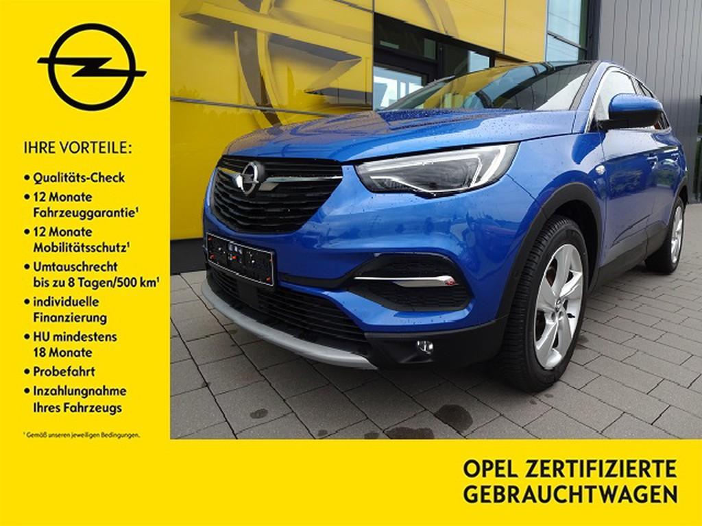 Used Opel Grandland X 1.6