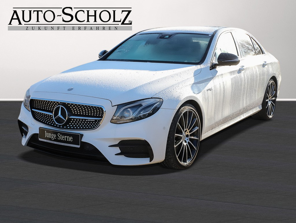 Used Mercedes Benz E-Class 43 AMG