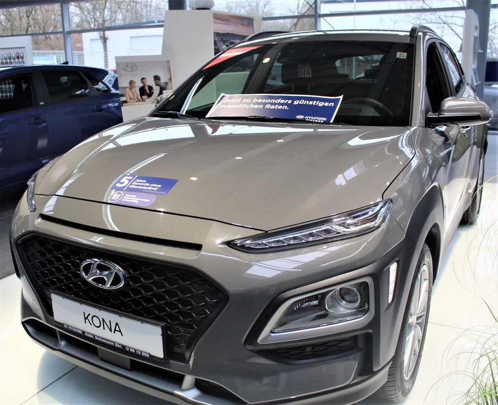 Hyundai Kona 1.0 T-GDI YES
