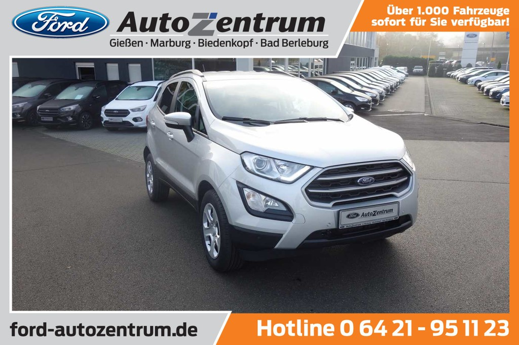 Ford EcoSport 1.0 EcoBoost Cool&Connect