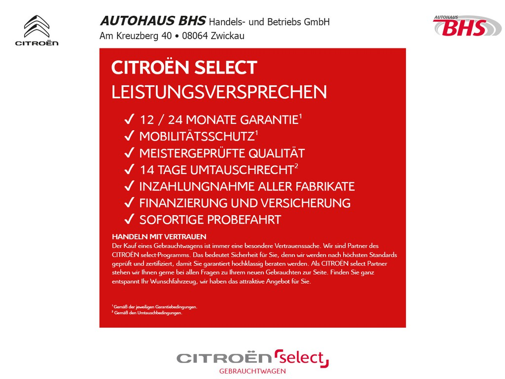 Citroën C4 130 Selection