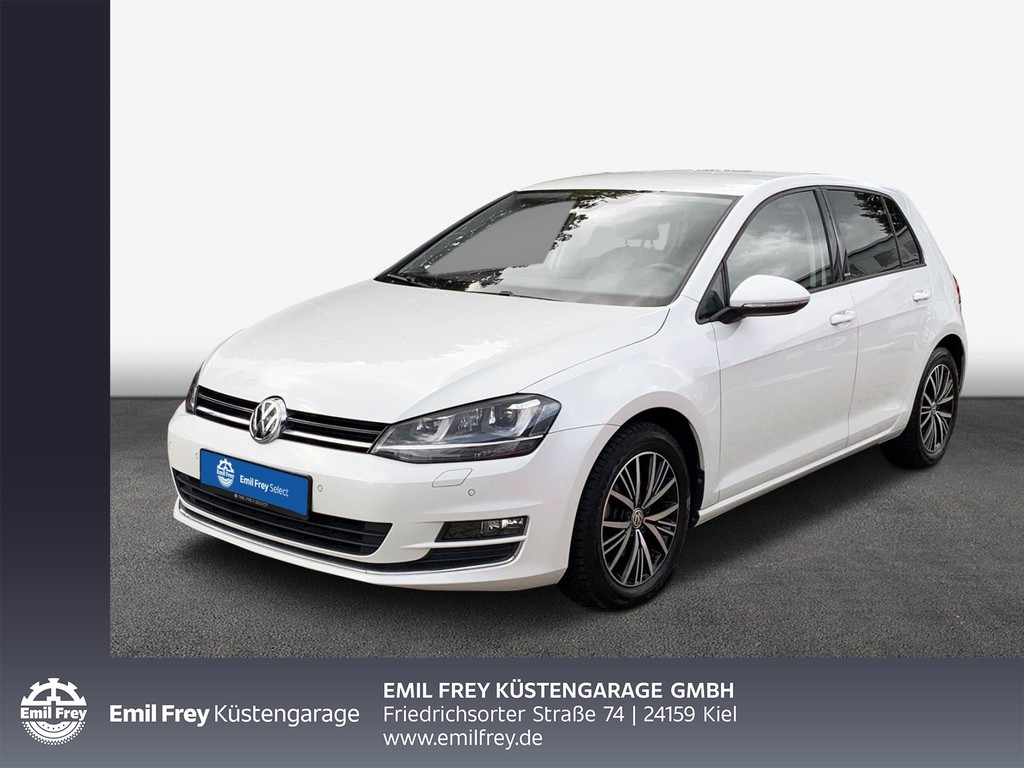 Used Volkswagen Golf 1.4 TSI