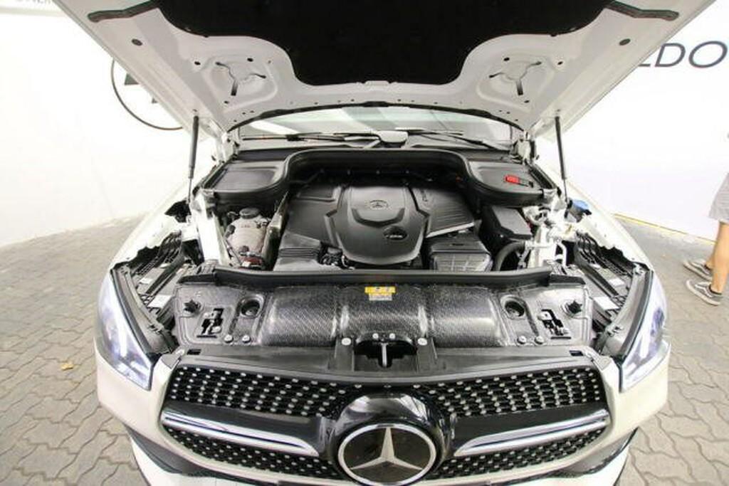 Mercedes-Benz GLE 400 d AMG NIGHT MBUX A