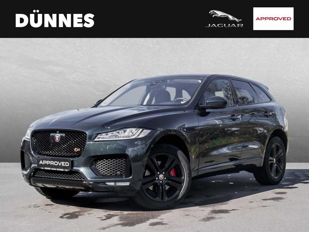 Jaguar F-Pace S AWD S