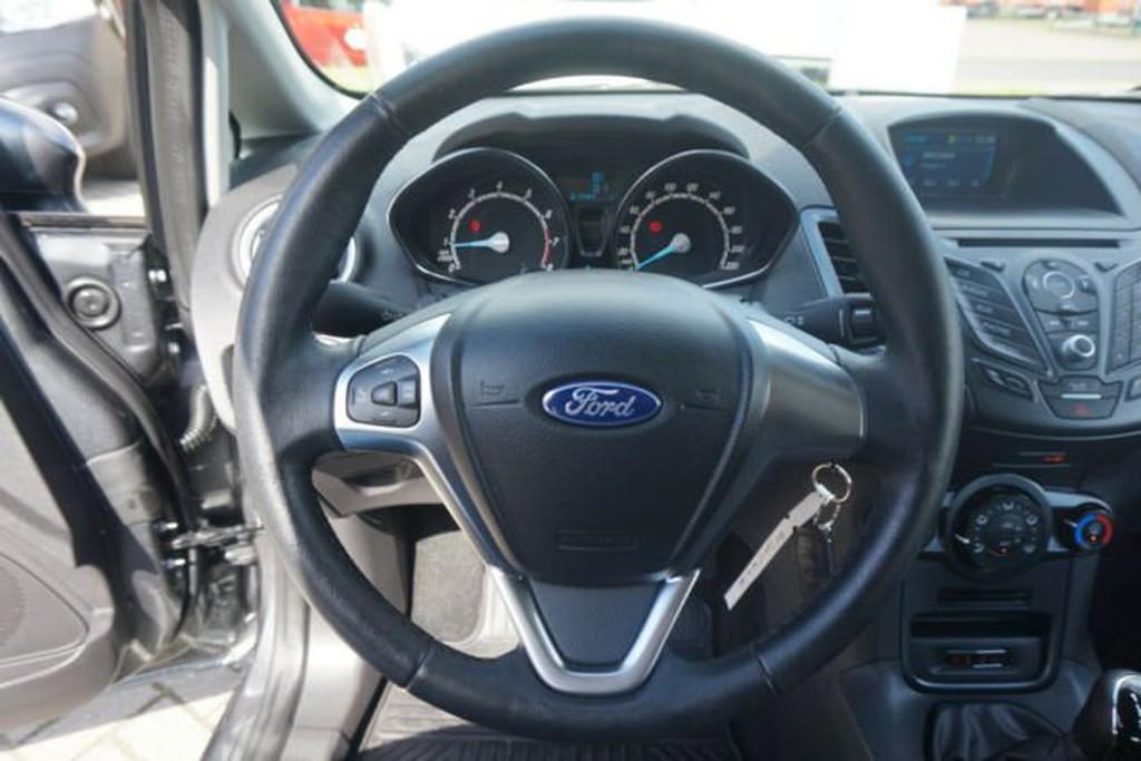 Ford Fiesta 1.2 5 Trend nur3800KM