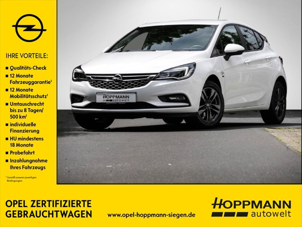 Opel Astra 1.4 K 120 Jahre Turbo EU6d-T Multif Lenkrad