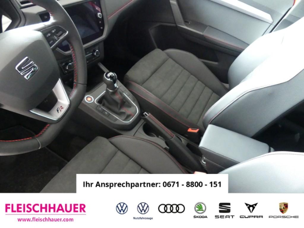Seat Ibiza 1.0 TGI FR