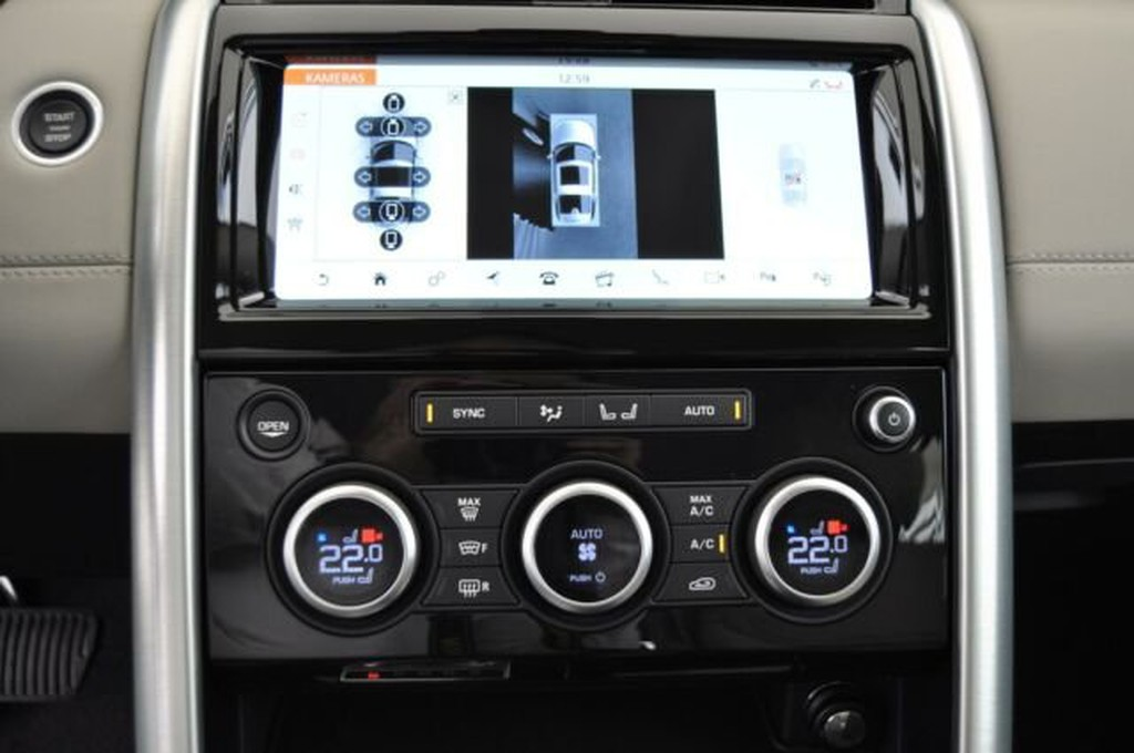 Land Rover Discovery SD6 HSE PERFORM-PK A-KEY STH 20