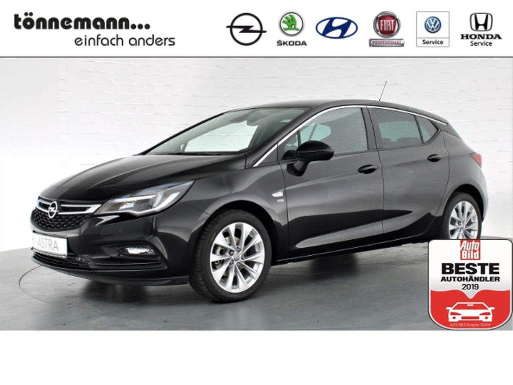 Opel Astra K LIM 120 JAHRE SITZ