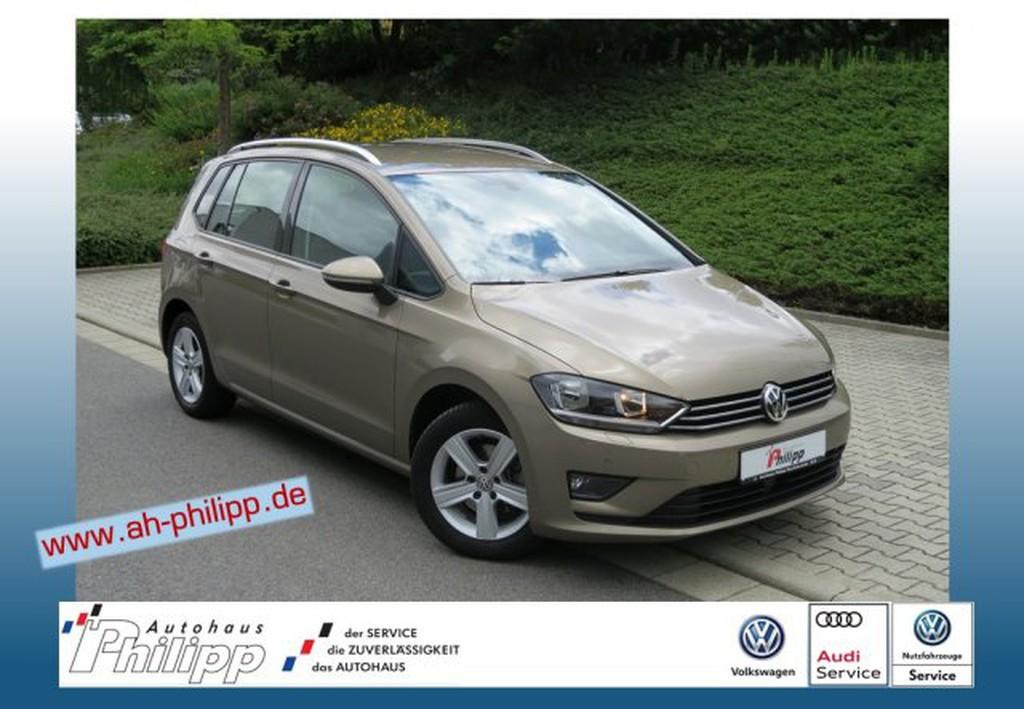 Volkswagen Golf Sportsvan 1.4 TSI Comfo