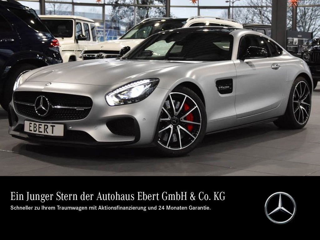 Used Mercedes Benz Amg Gt 4.0 S