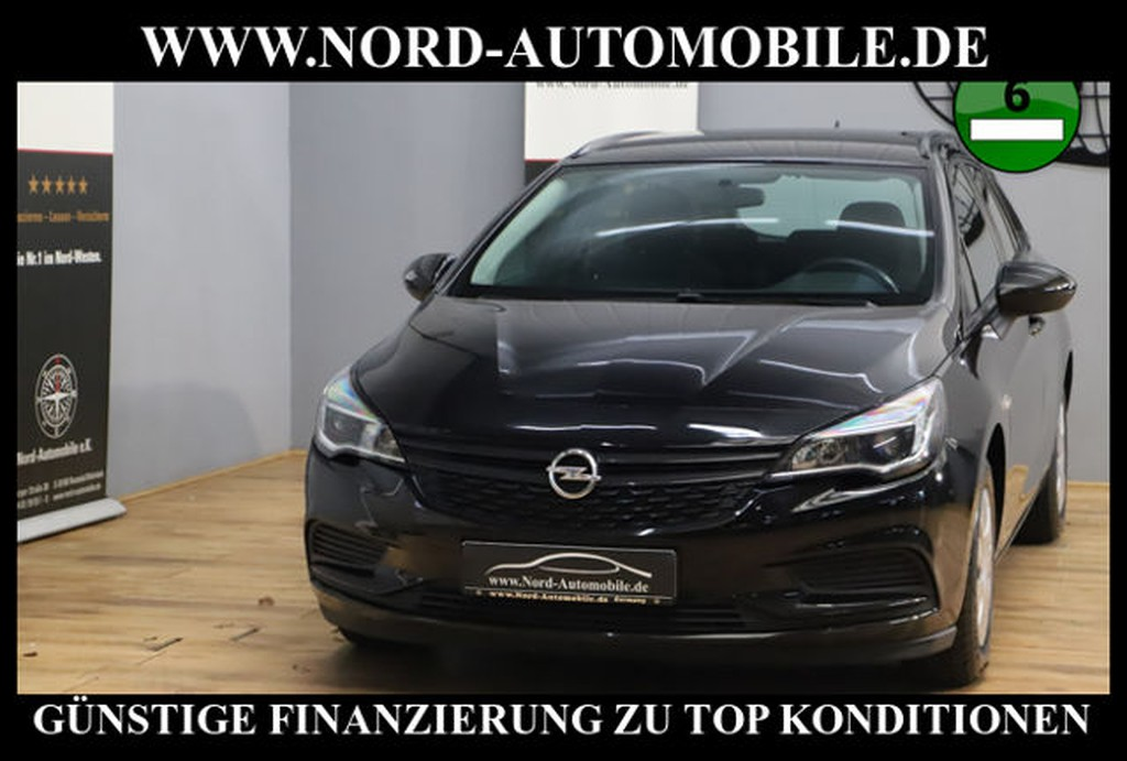 Opel Astra 1.6 K Sports Tourer Selection S