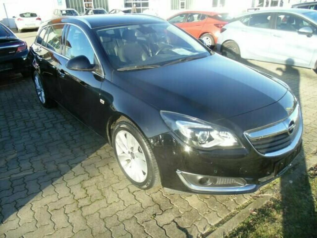 Opel Insignia 2.0 ST Vollleder