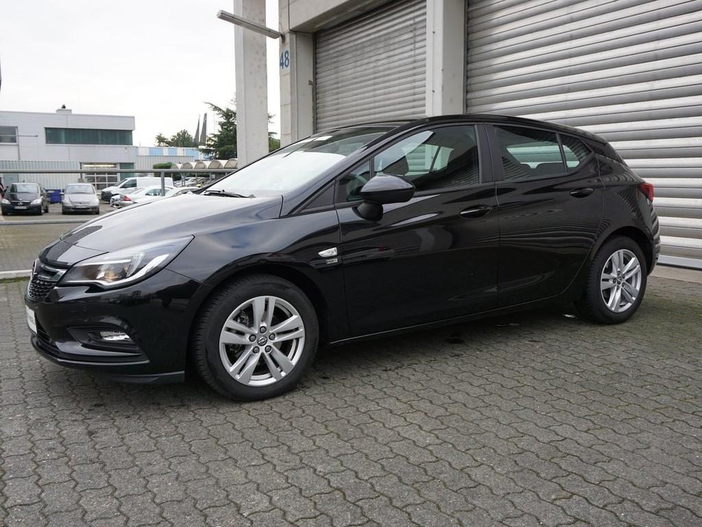 Opel Astra 1.4 K Turbo Lenk Euro 6d