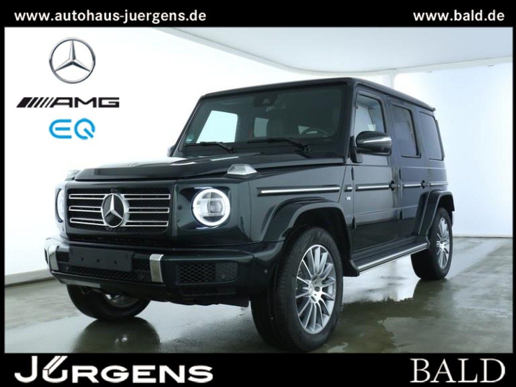 Mercedes-Benz G 500 AMG-Sport Wide Burm 20