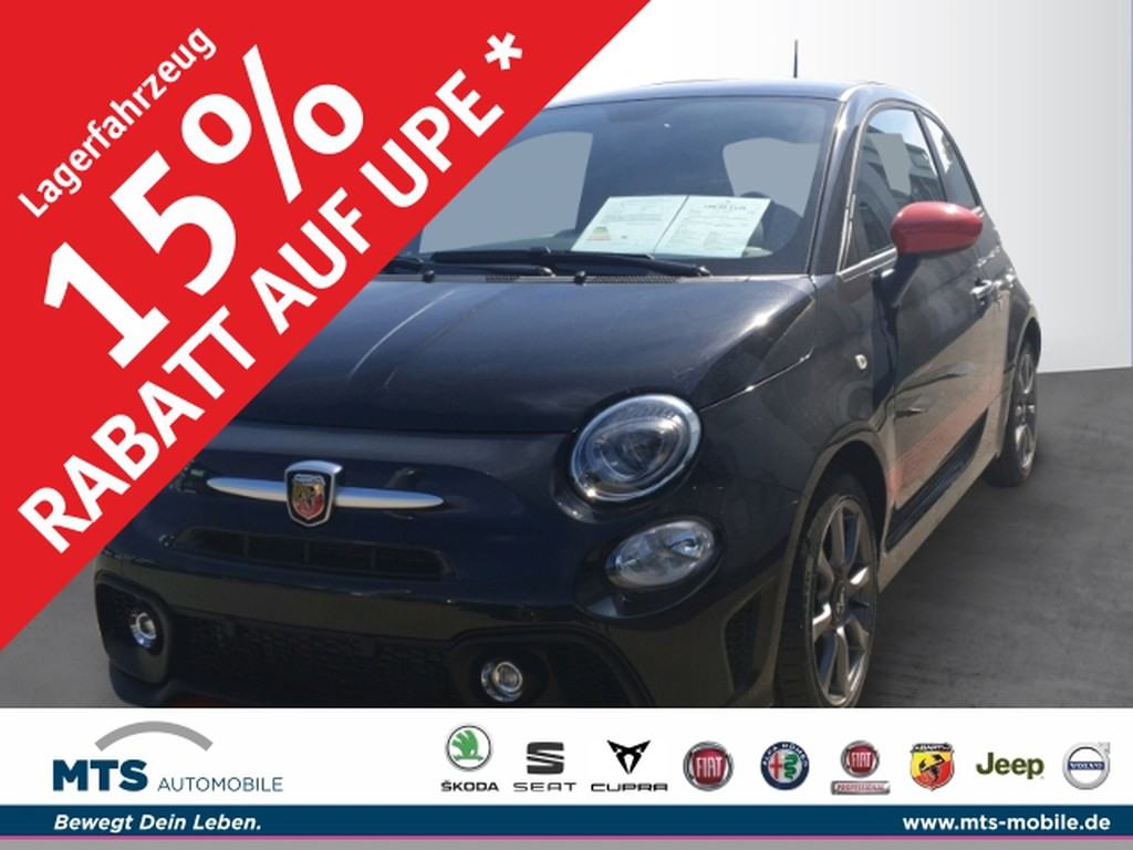Abarth 595 1.4 T-Jet 16V Euro 6d Beats Audio