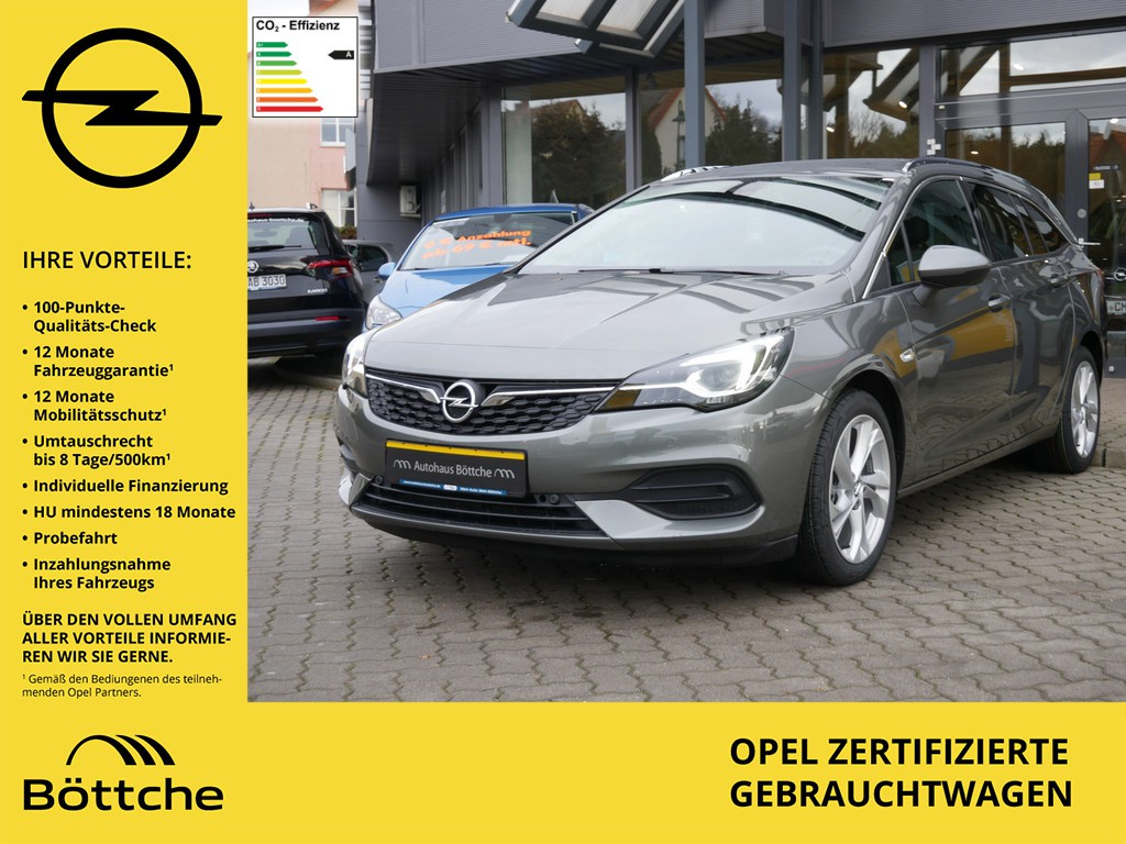 Opel Astra 1.2 ST Turbo Elegance