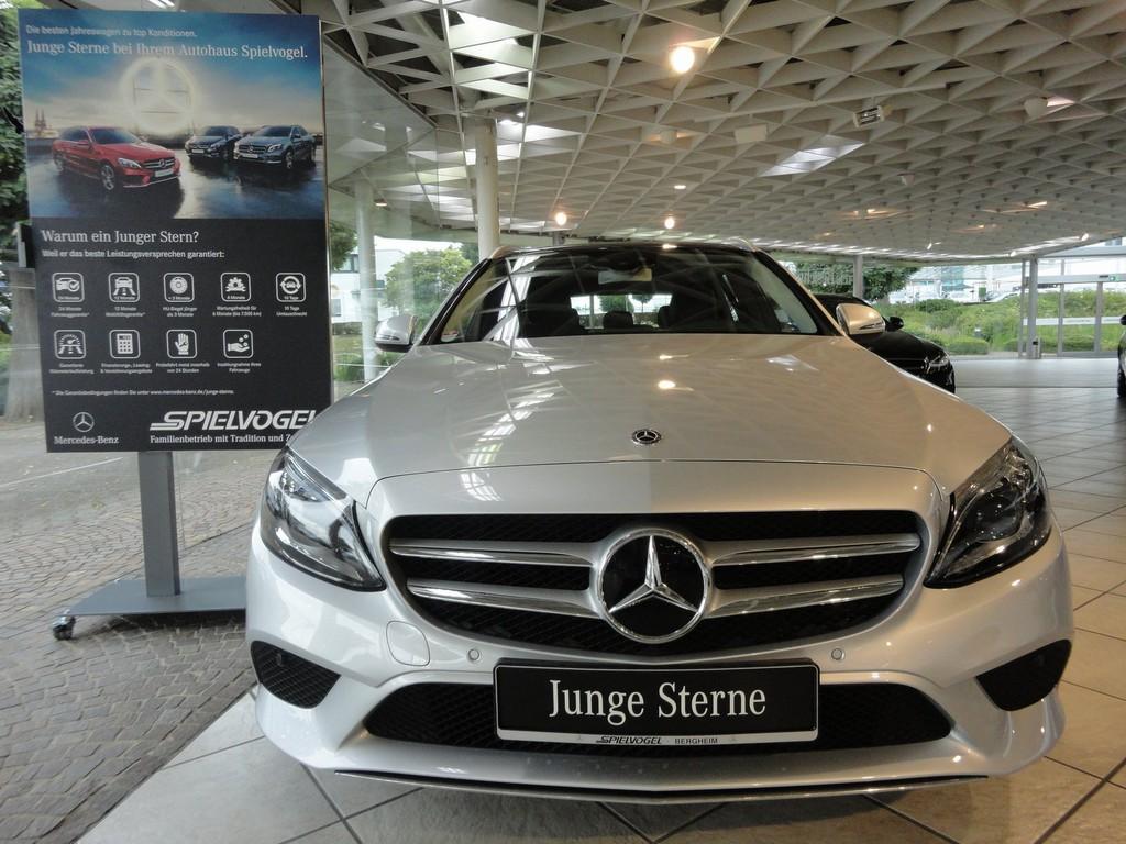 Mercedes-Benz C 180 T T AVANTGARDE MBEAM