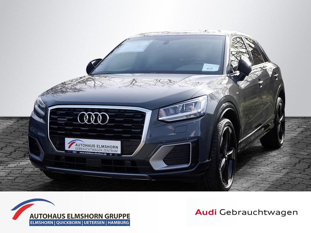 Audi Q2 2.0 TDI quattro sport S line