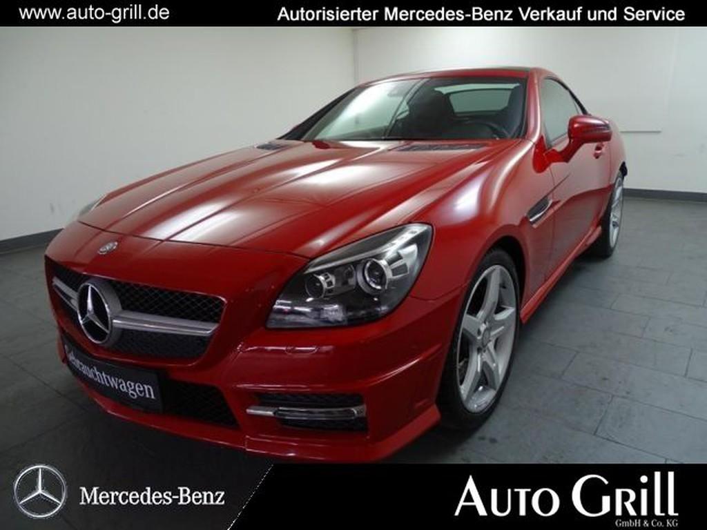Mercedes-Benz SLK 200 Roadster AMG