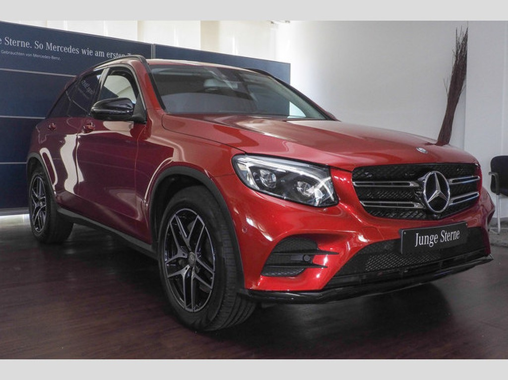 Mercedes-Benz GLC 250 d AMG Spur-P ° Night