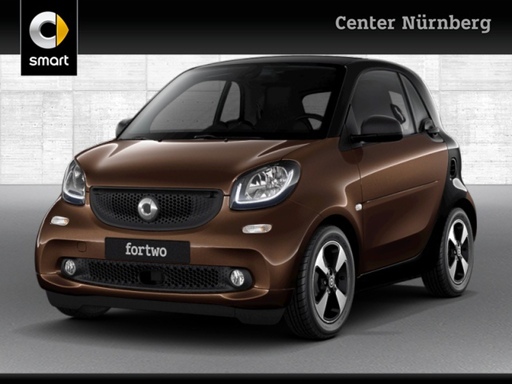 smart ForTwo coupé 66kW perfect