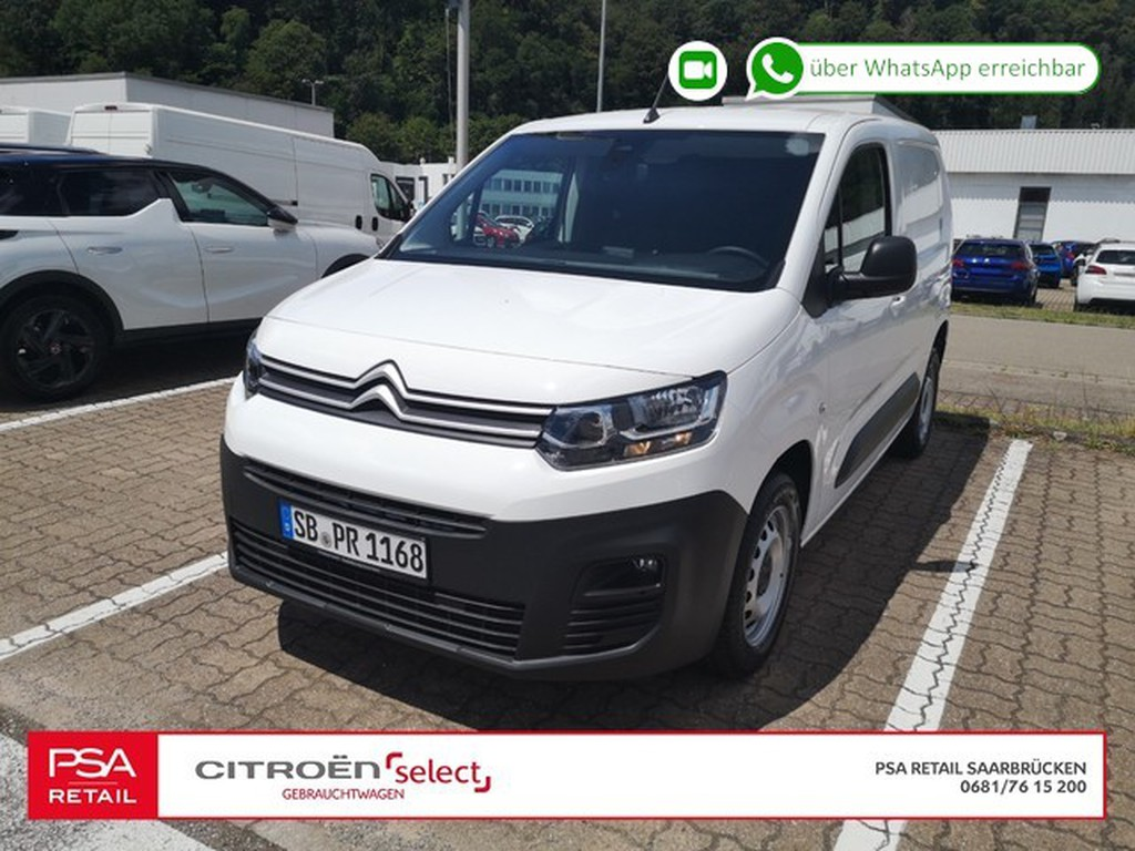 Citroën Berlingo 1.2 Club M l130PS Automatik|||